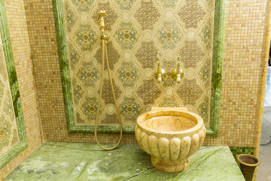 Особенности турецкой бани