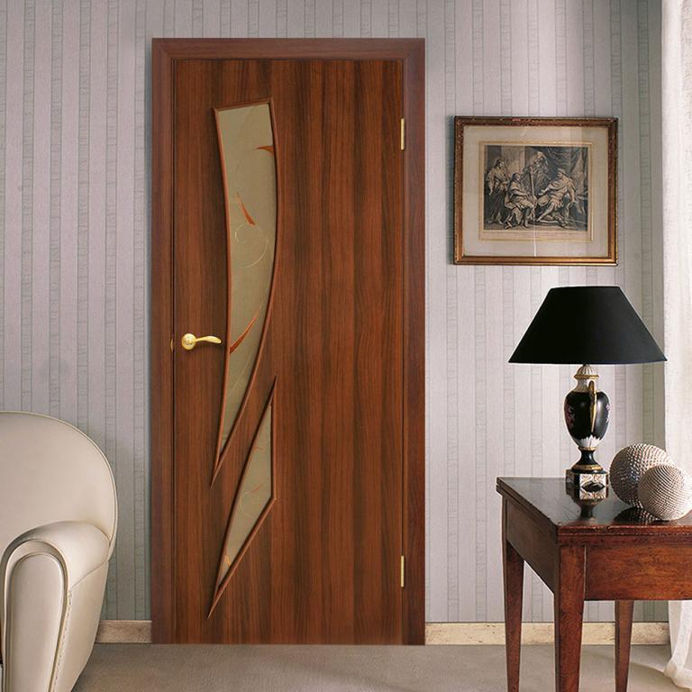 Виды межкомнатных дверей по материалу изготовления