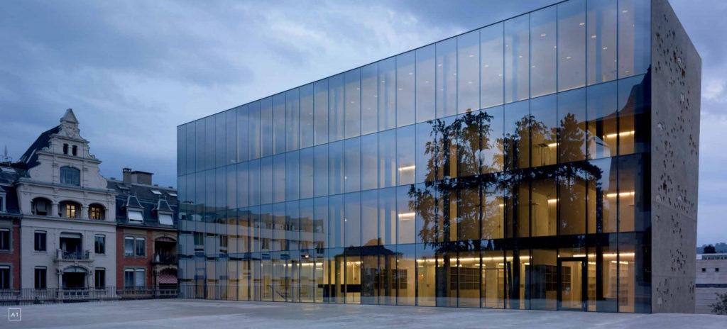 Остекление фасадов зданий: разновидности и особенности технологий