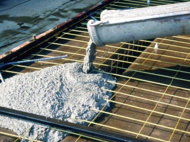 Какую марку бетона выбрать для фундамента