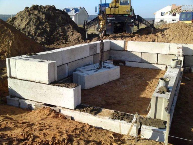 Бетон для фундамента из гравия вспениваемый бетон