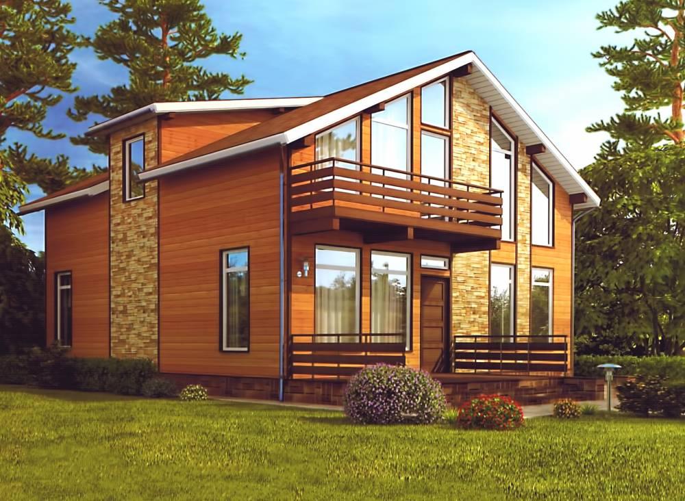 Преимущества каркасного дома по канадской технологии и кому можно доверить его строительство